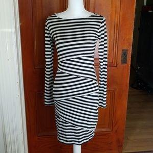 Forever 21 NWOT Black/White Dress
